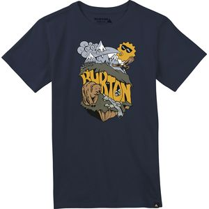Burton Jesse T-Shirt - Short-Sleeve - Boys'