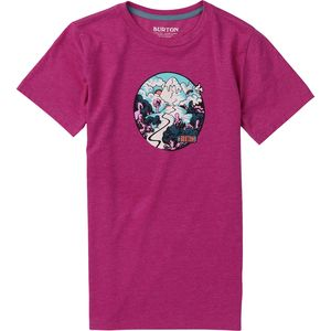 8e755a788ab Burton Honeybear Short-Sleeve T-Shirt - Girls