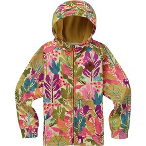 Burton Mini Bonded Full-Zip Hoodie - Toddler Girls'