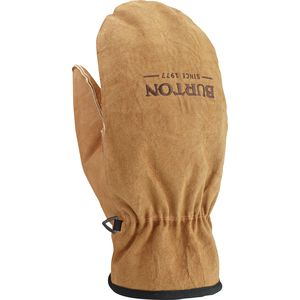 Burton Work Horse Leather Mitten - Men's