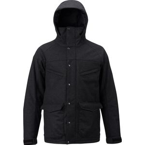 Burton Breach Wool Insulated Jacket - Men's