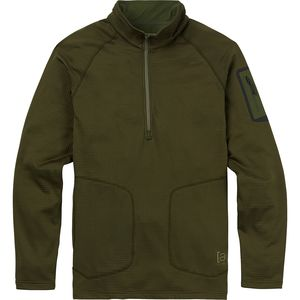 Burton AK Grid Half-Zip Top - Men's