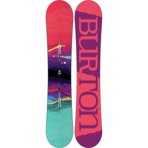 Burton Feelgood Flying V Snowboard - Women's
