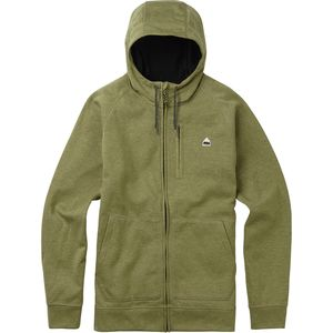 Burton Crown Bonded Premium Full-Zip Hoodie - Men's