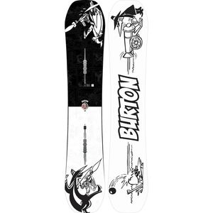 Burton Burton X Mad Mag Spy vs. Spy Free Thinker Snowboard - Men's
