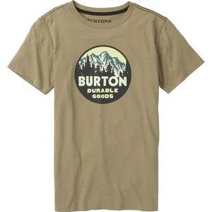 Burton Taproot Short-Sleeve T-Shirt - Boys'