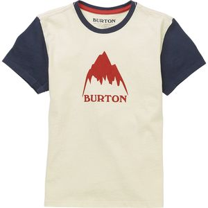 Burton Minishred Classic Mountain High Short-Sleeve T-Shirt - Toddler Boys'