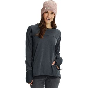 Burton Minturn Long-Sleeve Crew - Women's