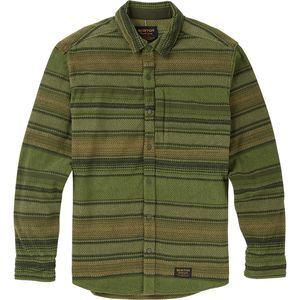 Burton Spillway Snap-Up Fleece Shirt - Men's