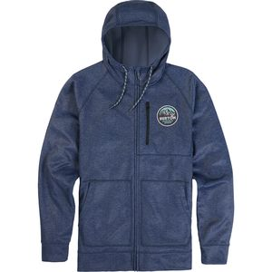 Burton Crown Bonded Full-Zip Hoodie - Men's
