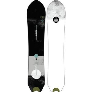Burton Family Tree Mystery Fish Snowboard