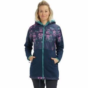 Khalsa Hybrid Full-Zip Fleece Jacket - Women's