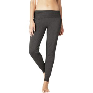 Beyond Yoga Cozy Fleece Foldover Long Sweatpant - Women's