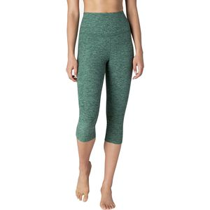 Beyond Yoga Spacedye High Waist Capri Leggings - Women's