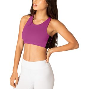 Beyond Yoga Wide Band Stacked Sports Bra - Women's
