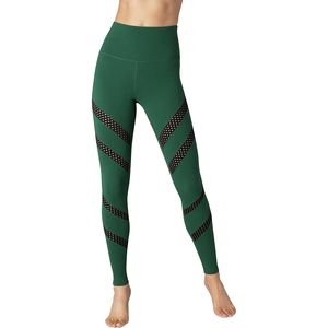 Beyond Yoga Make A Slash High-Waisted Long Legging - Women's