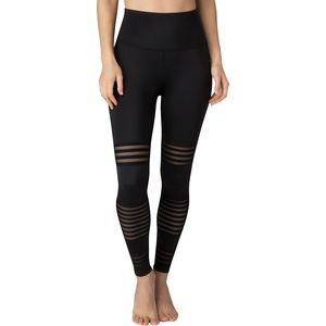 Beyond Yoga Mesh To Impress High Waisted Midi Legging - Women's