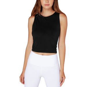 Beyond Yoga Crossroads Reversible Cropped Tank - Women's