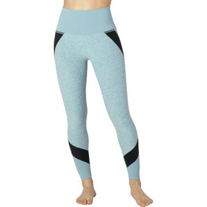 Beyond Yoga Colorblocked High Waisted Long Legging - Women's