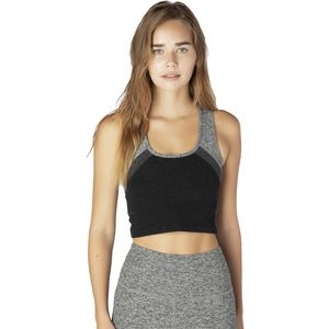 Beyond Yoga Spacedye Color In Cropped Tank Top - Women's