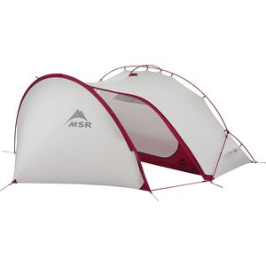 MSR Hubba Tour Tent: 1-Person 3-Season