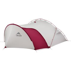 MSR Hubba Tour Tent: 3-Person 3-Season