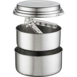 MSR Alpine 2 Stainless Steel Pot Set