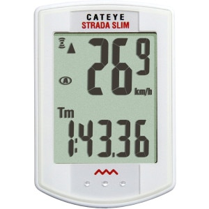 CatEye Strada Slim Wireless Cycling Computer