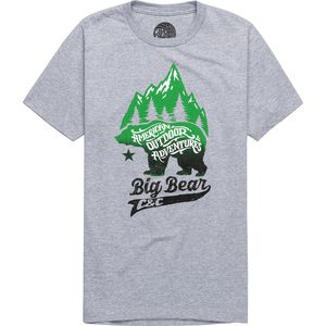 C&C California Mount Cali Short-Sleeve T-Shirt - Men's