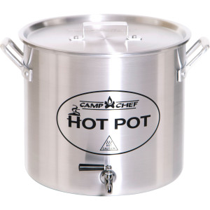 Camp Chef Aluminum Hot Water Pot