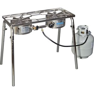 Camp Chef Stainless Explorer Stove