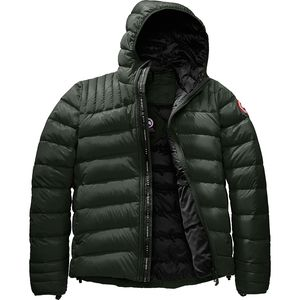Canada Goose Brookvale Hooded Down Jacket - Men's