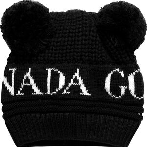 Canada Goose Baby Double Pom Hat - Infants'