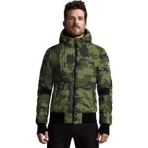 Canada Goose Cabri Hooded Down Jacket - Men's