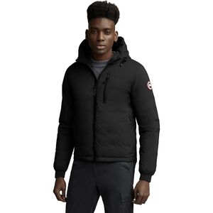 Canada Goose Lodge Matte Finish Down Hooded Jacket - Men's