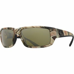 Costa Fantail Mossy Oak Camo Polarized 580P Sunglasses - Men's