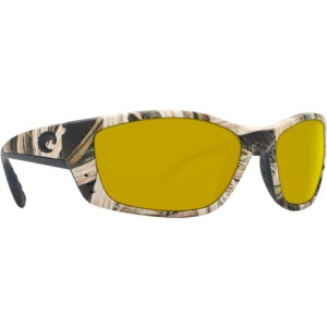 Costa Fisch Mossy Oak Camo Polarized Sunglasses - Costa 580 Polycarbonate Lens