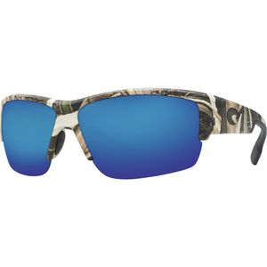 Costa Hatch Mossy Oak Camo Polarized 580P Sunglasses - Men's