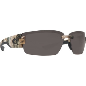 Costa Rockport Mossy Oak Camo 580P Polarized Sunglasses - Men's