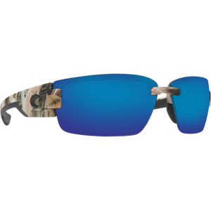 Costa Rockport Mossy Oak Camo 580P Polarized Sunglasses