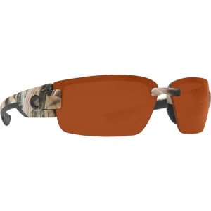 Costa Rockport Mossy Oak Camo Polarized 580P Sunglasses - Men's