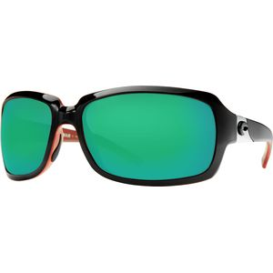Costa Isabela Polarized Sunglasses - Costa 400 Glass Lens