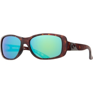 Costa Tippet Polarized Sunglasses - Costa 400 Glass Lens - Women's