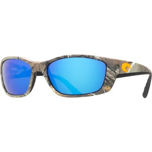 Costa Fisch Realtree Xtra Camo Polarized Sunglasses - Costa 400 Glass Lens