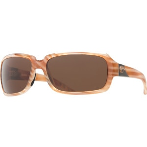 Costa Isabela Polarized Sunglasses - Costa 580 Glass Lens