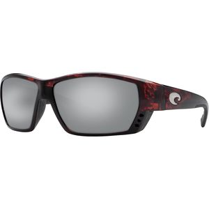 Costa Tuna Alley 580P Mirrored Polarized Sunglasses
