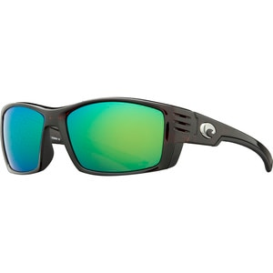 Costa Del Mar Cortez Men's 580P Polarized Sunglasses (Tortoise Green)