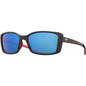 Costa Pluma Polarized Sunglasses - 400 Glass Lens