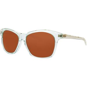 Costa Sarasota 580G Polarized Sunglasses - Women's