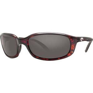 Costa Brine Polarized Sunglasses - Costa 580 Polycarbonate Lens